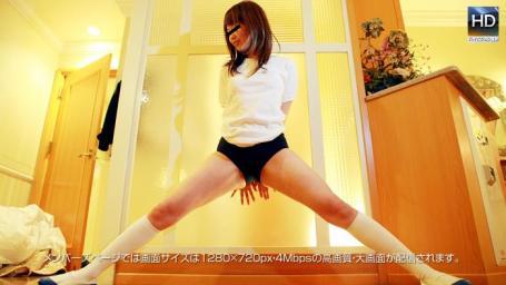 1000人斬110518-MISAKI 美咲の学校アイテム体操着
