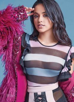 Becky G Muy Guapa Posando Para Seventeen Magazine En Mexico