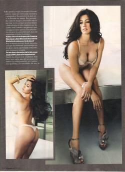 Marbelys Posando Desnuda En Interviü Reportaje Completo