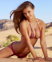 Nina Agdal Brutal Sports Illustrated Swimsuit 2015