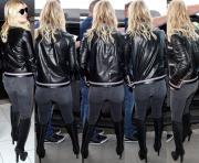 Jessica Simpson Pantalones Ajustados Con Botas